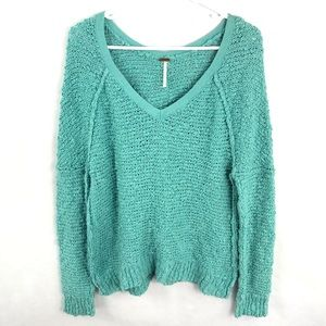 Free People Laguna Coast Pullover Sweater
